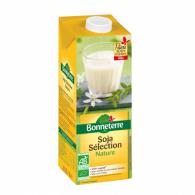 Bebida de soja natural bio 1 litro bonneterre