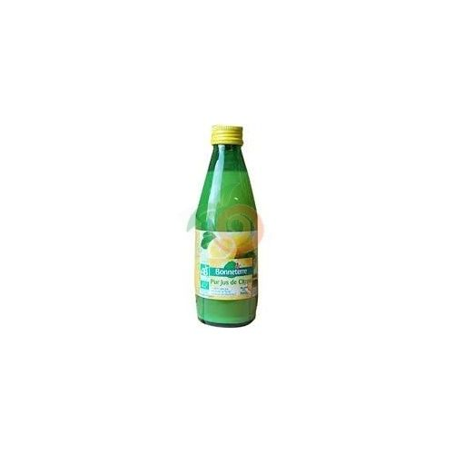 Jugo de limón puro 250 ml bonneterre