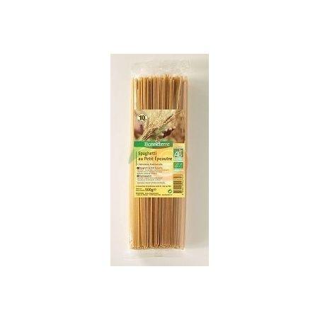 Espagueti de espelta integral bio 500 gramos bonneterre