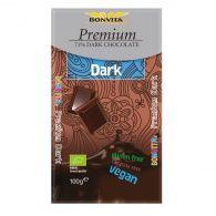 Chocolate negro 71% bio 100 gramos bonvita