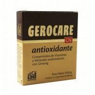 Gerocare 72 comprimidos c n dieteticos