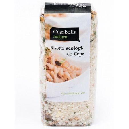 Risotto de ceps ecológico 375 gramos casabella
