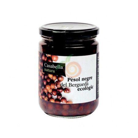 Guisantes negros del bergueda ecológicos 250 gramos casabella