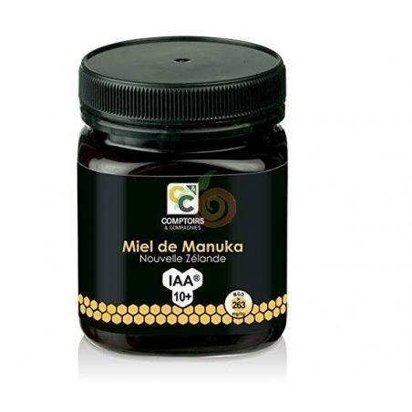 Miel de manuka iaa10+ 250 gramos comptoirs & compagnies