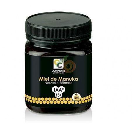 Miel de manuka iaa15+ 250 gramos comptoirs & compagnies