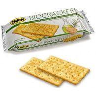 Crackers sésamo y romero bio 250 gramos crich