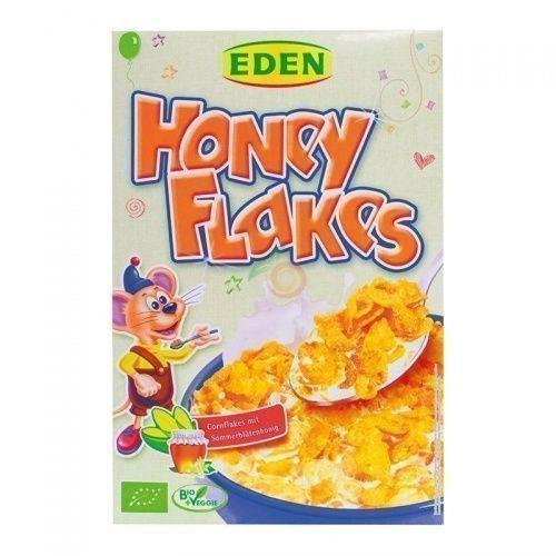 Corn flakes con miel 375 gramos eden