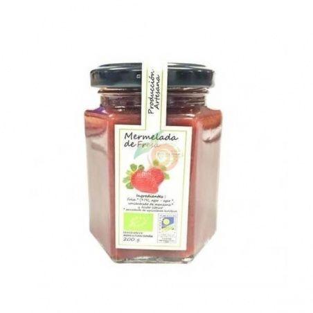Mermelada de fresa 200 gramos el tio hilario