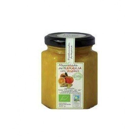 Mermelada de naranja con jengibre 200 gramos el tio hilario