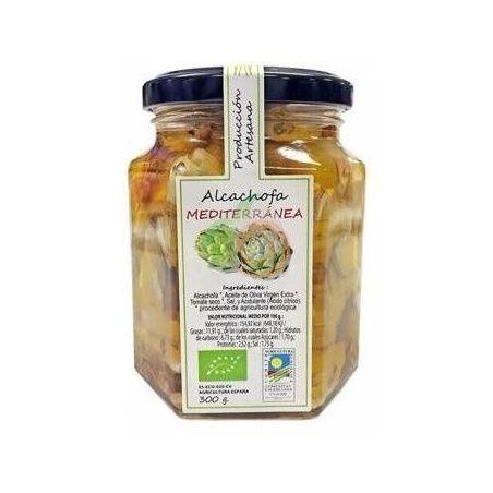 Alcachofa mediterránea 300 gramos el tio hilario