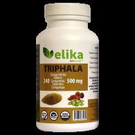 Triphala 240 comprimidos elika foods