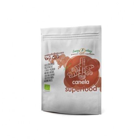 Canela en polvo 200 gramos energy fruits