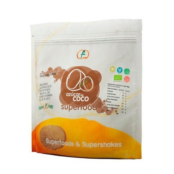 Azúcar de coco 500 gramos energy fruits