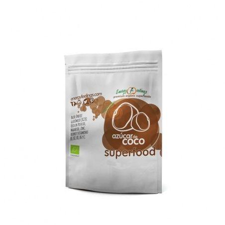 Azúcar de coco 200 gramos energy fruits