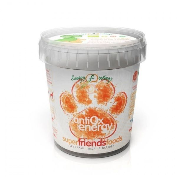 Superfriends antiox 500 gramos energy fruits
