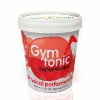 Gym tonic supershake 250 gramos energy fruits