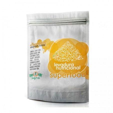 Levadura nutricional 75 gramos energy fruits