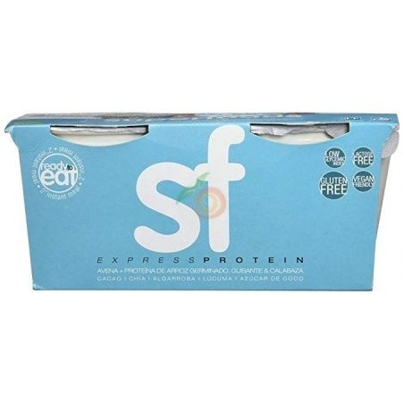 Sufperfoods express protein pack energy fruits