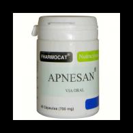Apnesan 700 mg 40 cápsulas fharmocat gandia