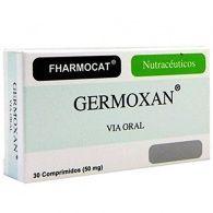Germoxan 30 comprimidos fharmocat gandia