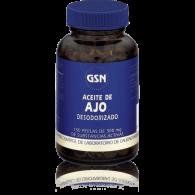 Aceite de ajo desodorizado 300 mg 150 perlas gsn