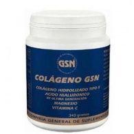 Colágeno sabor naranja 340 gramos gsn