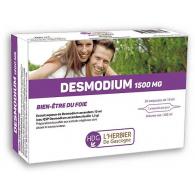 Desmodium 1500 mg 20 viales herbes de gascgogne