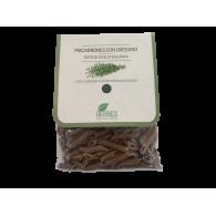 Macarrones de espelta con orégano 250 gramos herbes de la conca