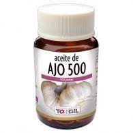 Aceite de ajo 500 mg 100 perlas ioem