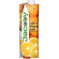 Zumo de naranja 1 litro jacoby