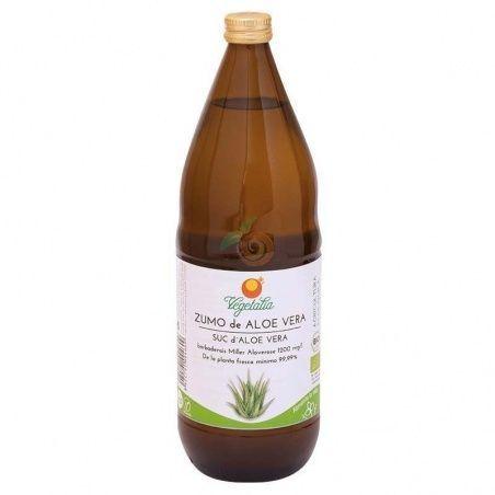 Zumo de aloe vera 1 litro vegetalia