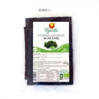 Algas desecadas wakame 50 gramos vegetalia