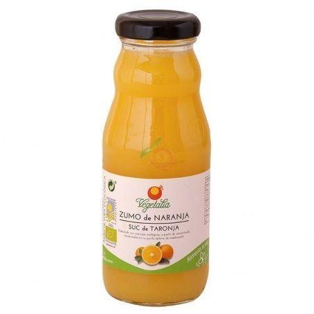 Zumo de naranja 200 ml vegetalia