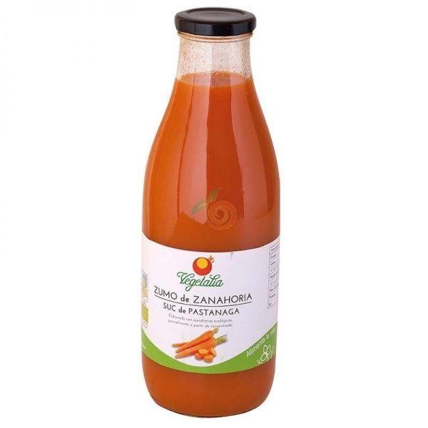 Zumo de zanahoria 1 litro vegetalia