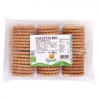 Galletas de espelta 350 gramos vegetalia