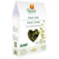 Chips de col deshidratada 35 gramos vegetalia