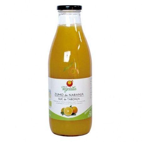 Zumo de naranja 1 litro vegetalia