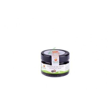 Mousse de ajo negro 100 gramos vegetalia