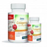 Colágeno con magnesio 180 comprimidos dietisa