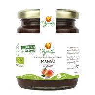 Mermelada de mango con sirope de agave 265 gramos vegetalia