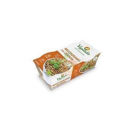 Vasitos multigrano con quinoa 2 unidades vegetalia