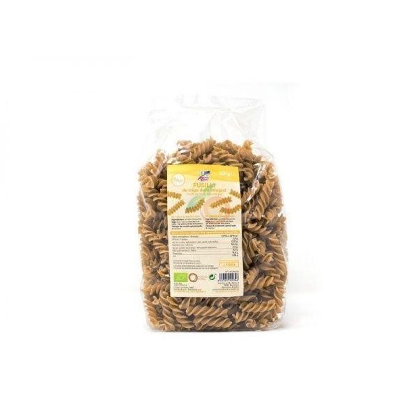 Espirales de trigo duro integral 500 gramos la finestra