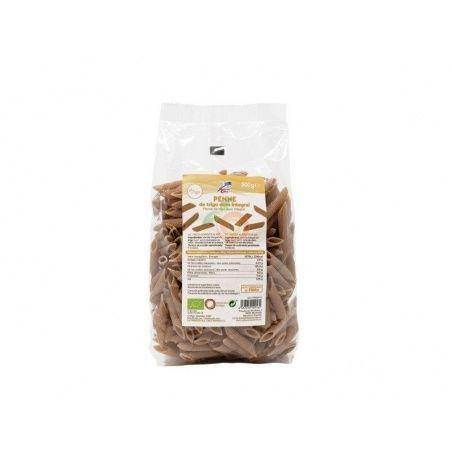 Macarrones de trigo duro integral 500 gramos la finestra