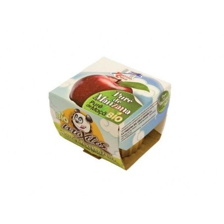 Puré de manzana 200 gramos la finestra