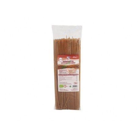 Espaguetis de espelta semi integrales 500 gramos la finestra