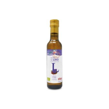 Aceite de semillas de lino omega 3 - 250 ml la finestra