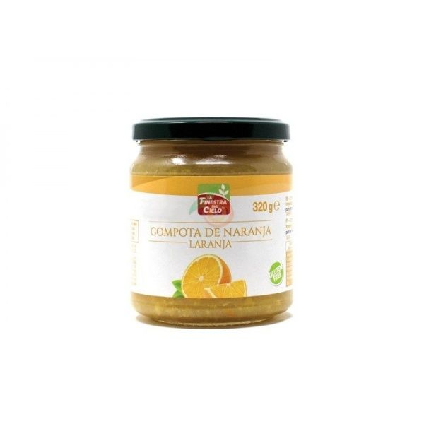 Compota de naranja 320 gramos la finestra