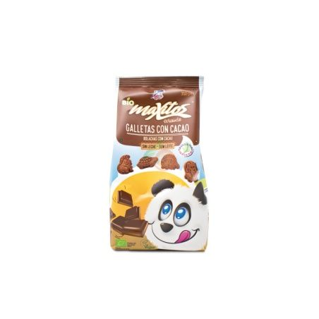 Galletas maxitos con cacao 350 gramos la finestra