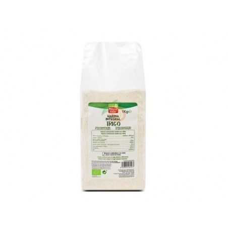 Harina integral de trigo 1 kg la finestra