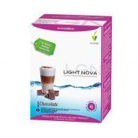 Batidos light nova chocolate 6 unidades nova diet